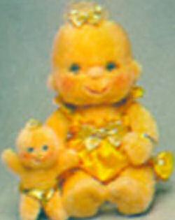 Patooty Hug-a-Bunch Doll
