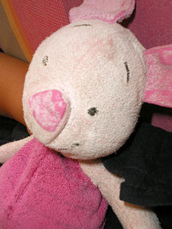 Small Piglet from Marks and Spencer