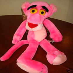 , FOUND – 80's 90's LARGE PINK PANTHER