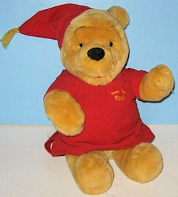 , Searching – 90's Disney Original Version WINNIE the POOH Heartbeat BEAR