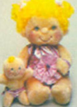 Precious Hugs Hug-a-Bunch Doll