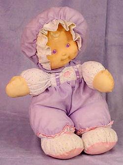 Puffalump Lavender Doll