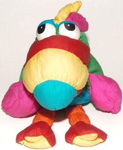 Pufflump style toucan??