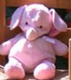 Prestige Carter's Recordable 12 inch Pink Elephant