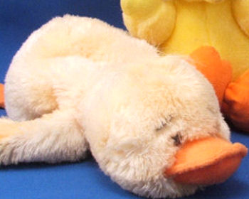 , Searching – RUSS BILLINGSWORTH YELLOW Lying Down DUCK