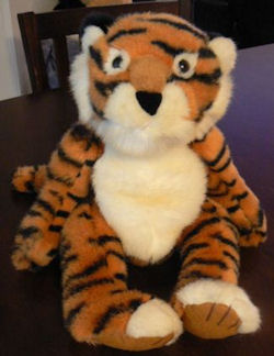 , Searching – Russ Tickles Tiger