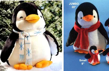 , Searching – RUSS LARGE TUX PENGUIN and 2009 TUNDRY TUX PENGUIN