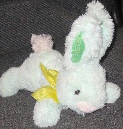 , Searching &#8211; Walmart PASTEL GREEN Lying Down RABBIT <i>Top Priority</i>