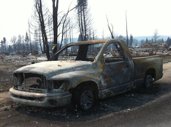 May 15 Slave Lake Alberta Wildfire