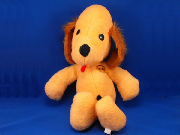 1975 Animal Fair XL Gold Brown HENRIETTA Dog