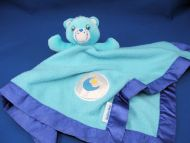 Care Bears Bedtime Bear Blue Care Bear Blankie Moon Star Twinkle