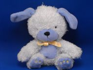 Carters CHILD OF MINE 89453 Small Blue Dog BARKS