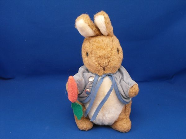 Eden Brown Peter Rabbit Jacket Windup Here Comes Peter Cottontail
