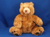 GUND 44184 Kohls Cares XL Eric Carle Brown Bear Soft Claws