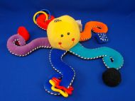 Little Kids Preferred Multi Color Activity Octopus