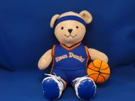 Koala Baby SLAM DUNK No. 3 Blue Orange Basketball Player Bear