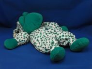 North American Bear XL Green Frog Spotted PJs Stocking Cap