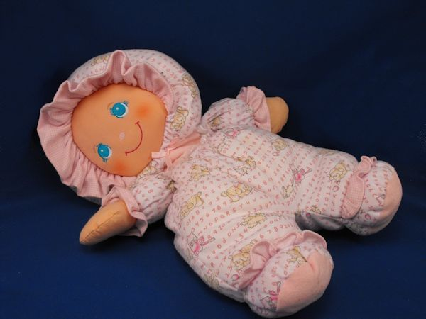 Little Darlins EXTRA XL Pink ABC 123 Soft Doll