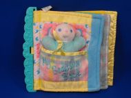 Playskool Snuzzles Cloth Book My Bedtime Book