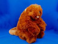Fancy Zoo 2202 Large Full Body Puppet Brown BEAVER