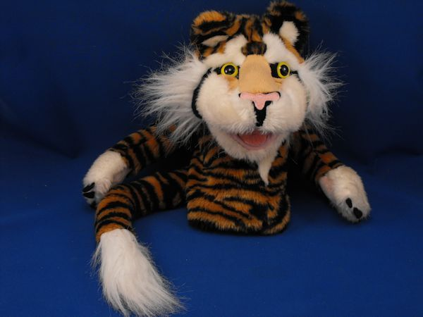 Melissa and Doug XL Tiger Hand Puppet