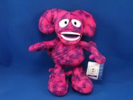 2002 FIFA World Cup Fuchsia Purple Mascot Spheriks Kaz MINT