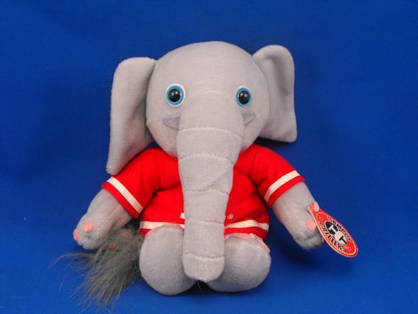 Campus Critters Mascot University of Alabama BIG AL Elephant
